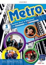 METRO STARTER - STUDENTS BOOK WITH WORKBOOK