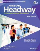AMERICAN HEADWAY 4A MULTIPACK