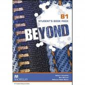 MOVE BEYOND 4 STUDENTS BOOK WITH WORKBOOK AND DVD