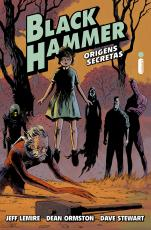 BLACK HAMMER - VOLUME 1 - ORIGENS SECRETAS