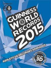 GUINNESS WORLD RECORDS 2015 - REPLETO DE RECORDES ANIMADOS